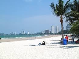 Hua-hin-beach-front