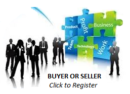 Register as a BUYER or SELLER