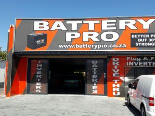 NEW BATTERY PRO (AUTOMOTIVE BATTERIES) DEALERSHIPS