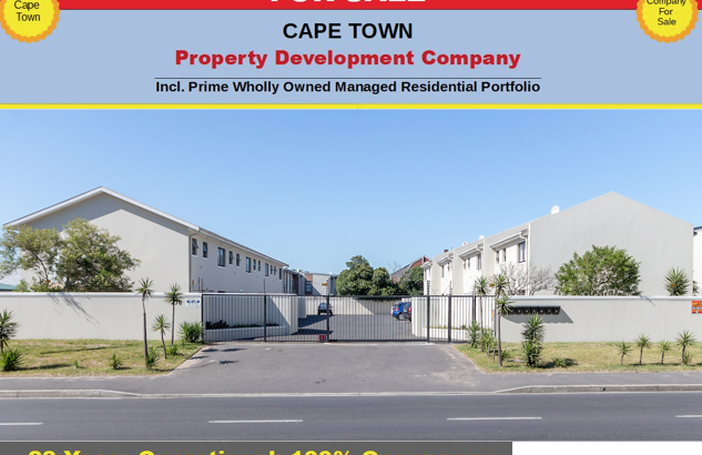 PRIVATE RESIDENTIAL PROPERTY PTY LTD COMPANY FOR S